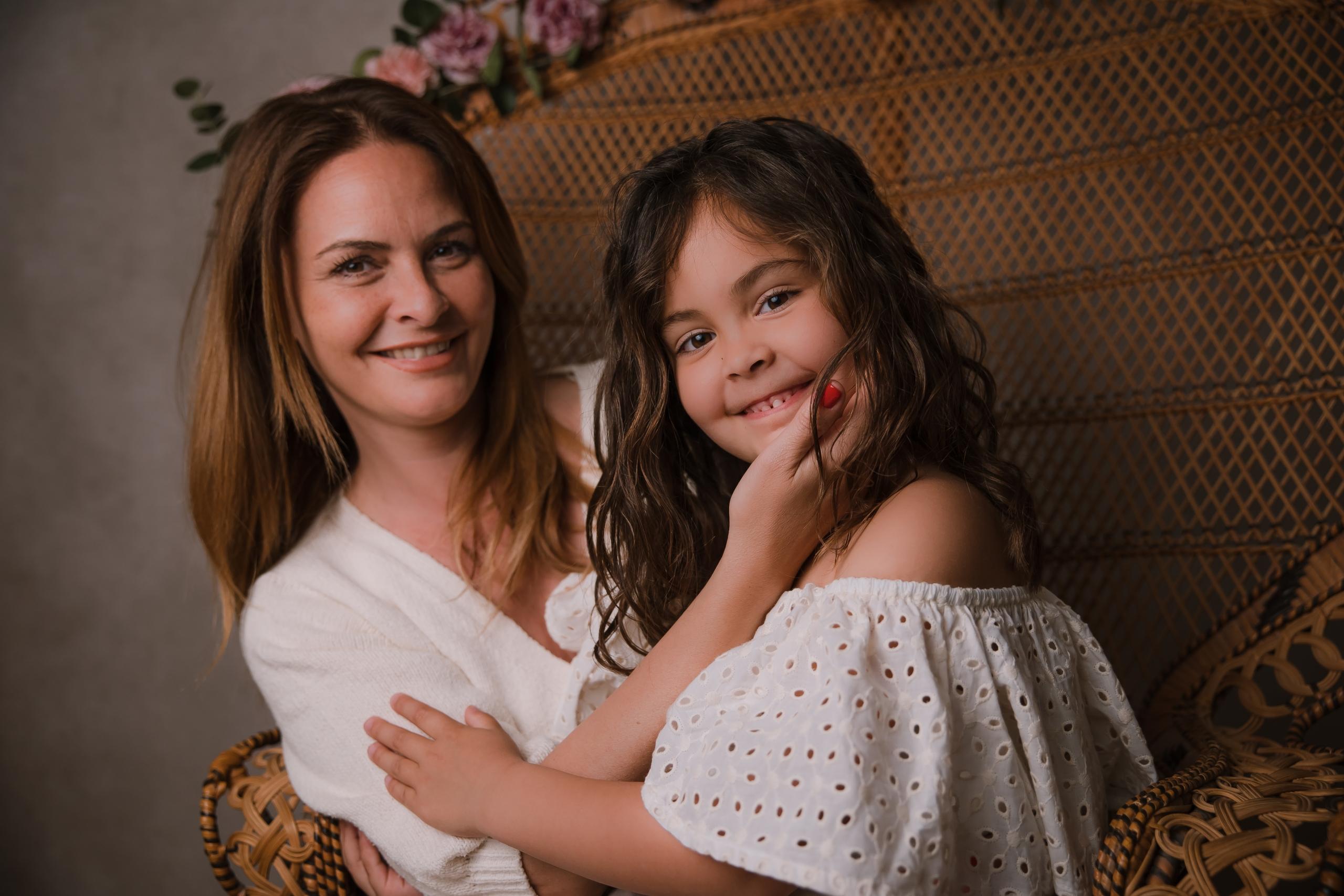 reportaje de fotos día de la madre